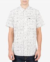 Volcom Men's Invert Geo-Print Shirt