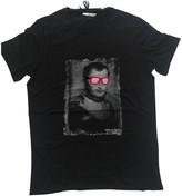 Italia Independent Black Cotton T-shirts
