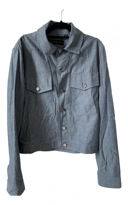 Louis Vuitton Blue Denim - Jeans Tops