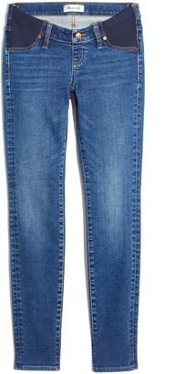 Madewell Maternity Side Panel Skinny Jeans: Adjustable Tencel(R) Edition