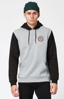 Brixton Soto Two-Tone Pullover Hoodie