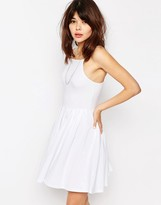 Asos Mini Full Skater Dress