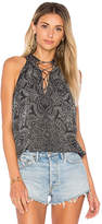 Haute Hippie The Stevie Tank in Black