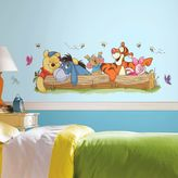 Disney Pooh and Friends Outdoor Fun Peel and Stick Wall Decals