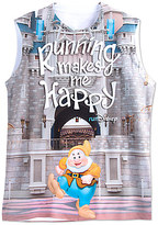 Disney Happy runDisney Tank Tee for Adults