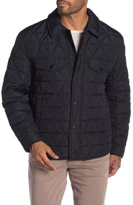 Andrew Marc Medford Water Resistant Shirt Jacket