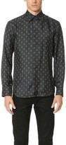 Marc Jacobs Double J Silk Twill Shirt