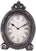 Paris 1885 Distressed Desk Clock