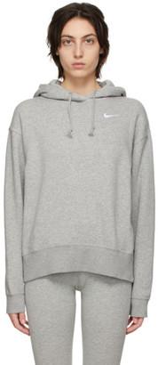 Nike Grey Sportswear Essential Hoodie