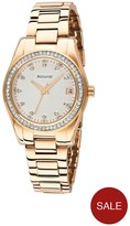 Accurist CONTEMPORARY DIAMONTE DETAIL LADIES WATCH