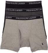 Polo Ralph Lauren Classic Cotton Boxer Brief 3-Pack, L