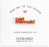 Dogeared Part Mermaid Pin