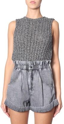 Isabel Marant Knit Sleeveless Top