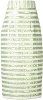 Bambah striped pencil skirt