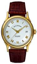 Revue Thommen men's Automatic Watch Analogue Display and Leather Strap 20002.2512