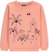 Emile et Ida Sale - Garden Embroidered Sweatshirt