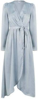 Vero Moda Julia Long Sleeve Maxi Dress