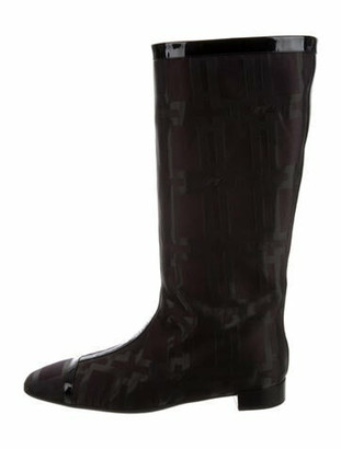 Roger Vivier Riding Boots w/ Tags Black
