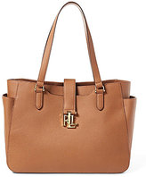 Lauren Ralph Lauren Carrington Collection Elise Tote