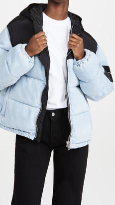 Alexander Wang Puffer Hybrid Jacket