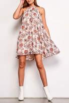 BB Dakota Alissa Printed Dress