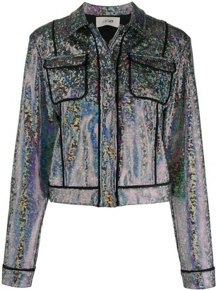 Kirin Rainbow Cropped Jacket