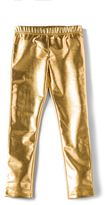 Bardot Junior Metallic Leggings