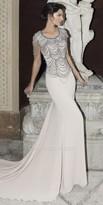 Tarik Ediz Link Evening Dress