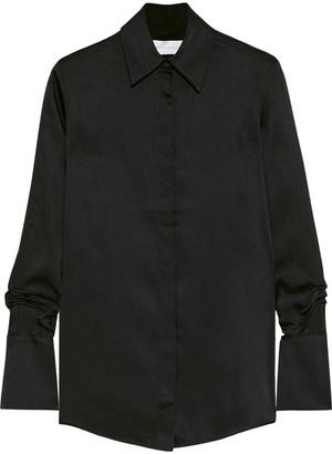 Victoria Victoria Beckham Satin-twill Shirt