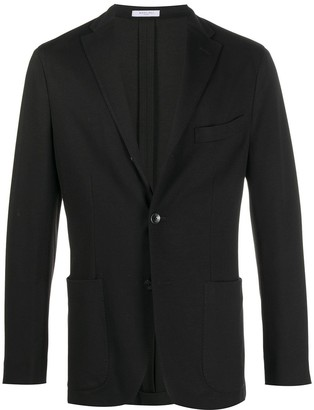 Boglioli Fitted Single-Breasted Jacket