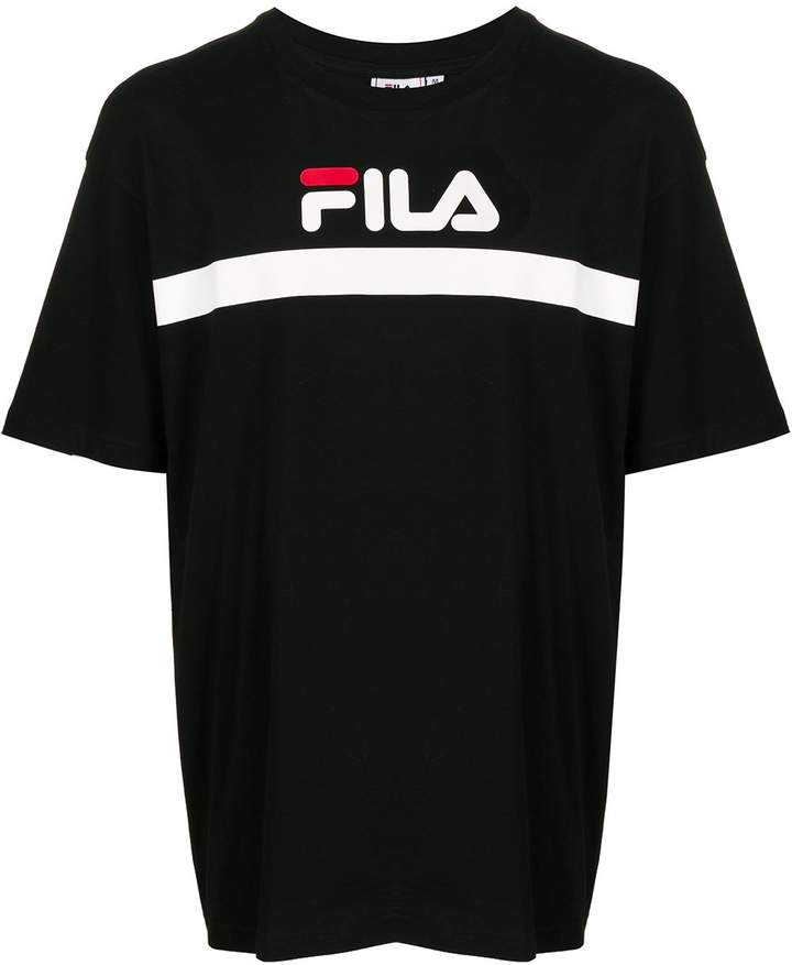 Fila relaxed-fit logo print t-shirt