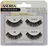 Andrea Twin Pack Lashes, #33, 0.04 Pound