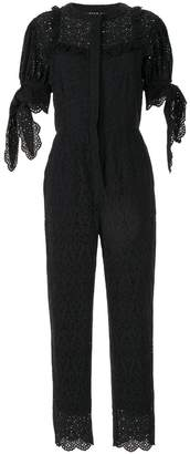 Sir. Amelie embroidered jumpsuit