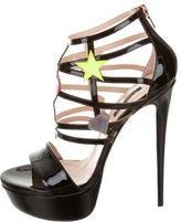 Ruthie Davis Faithful Caged Sandals