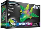 Laser Pegs Aircraft Construction Kit