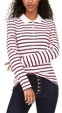 Tommy Hilfiger Long-Sleeve Polo Shirt