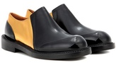 Marni Leather slip-on loafers