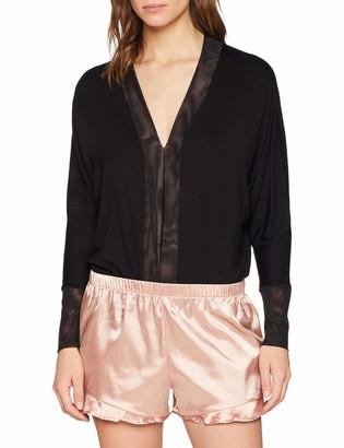 Le Bourget Women's Loungewear Viscose Tulle Bodysuit