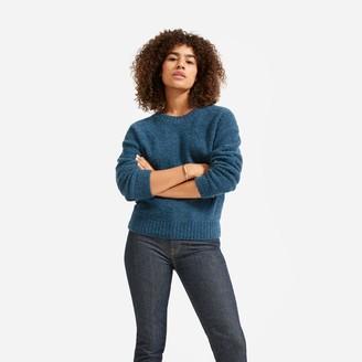 Everlane The Teddy Crew Neck Sweater