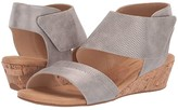 Rockport Calia Two-Piece Sandal (Taupe) Women's Shoes