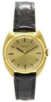 IWC 18K Yellow Gold Hand-Winding 24mm Womens Watch