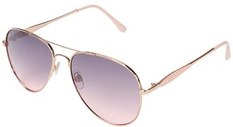 Steve Madden Bekka (Pink) Fashion Sunglasses