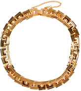 Eddie Borgo Gold-Plated Helix Link Necklace