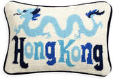 Jonathan Adler Hong Kong Needlepoint Throw Pillow