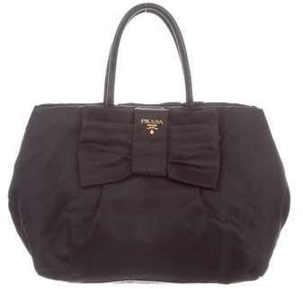 39f5254fb974 Prada Bow Bag - ShopStyle