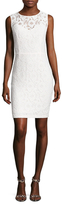 Cynthia Steffe Kennedy Lace Sheath Dress