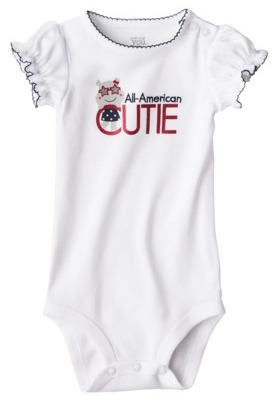 Carter's JUST ONE YOU® Made by Infant Girls' Single Bodysuit - White Sand