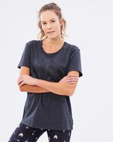 Running Bare The Perfect Heritage Crew Neck Tee