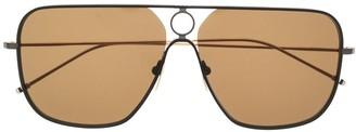 Dita Eyewear x Thom Browne square frame sunglasses