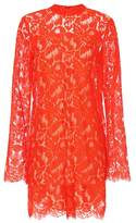 Stella McCartney Cayla lace cotton-blend dress